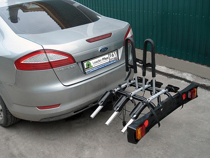 ford galaxy крепеж для велосипеда